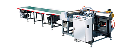 LY-SJ-650-A Automatic Paper Feeding & Gluing Machine